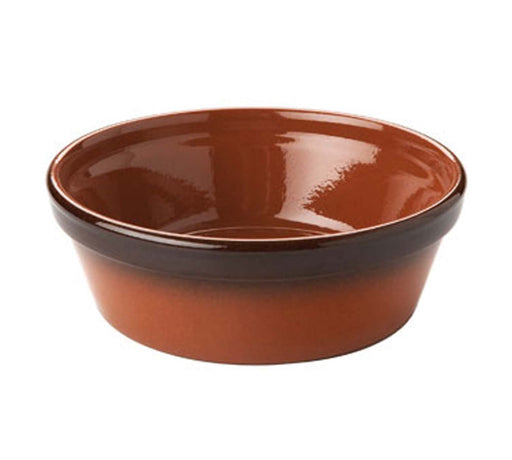Earthenware Cassoulet Dish Stackable Package Of 6   (Matfer Bourgeat)