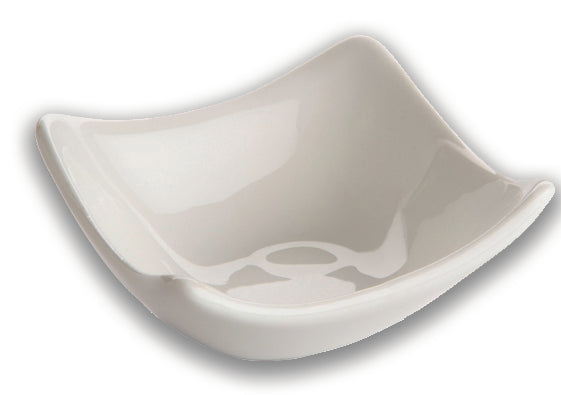 Petit Wavy Dish. Pack of 12.  (Matfer Bourgeat)