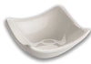Petit Wavy Dish: 3 In. X 3 In. X 1 1/3 In. H - - Pack Of 12