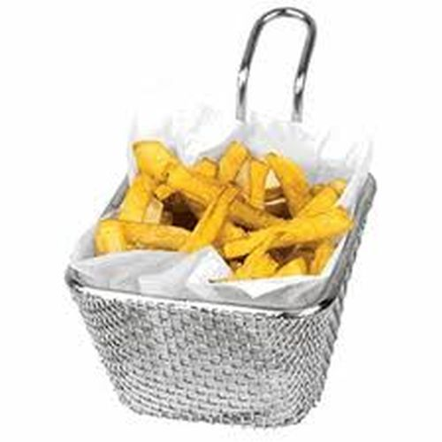 "<img src=""051136.jpg?v=1557246225 "" alt=""Burger Chic Set Made By Revol Only For Matfer Bourgeat- French Fries Basket"">"