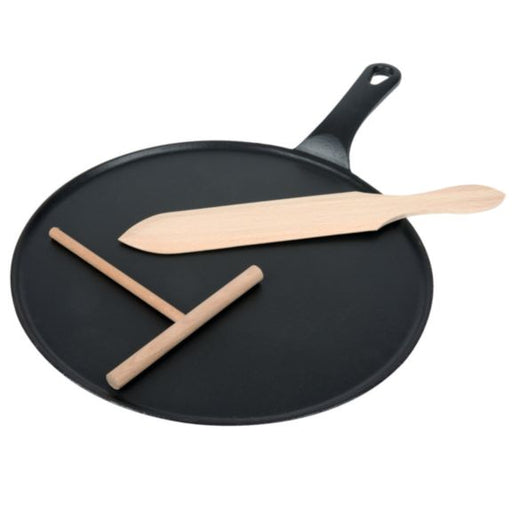 Chasseur Cast Iron Crepe Pan- 11-3/4  (Matfer Bourgeat)