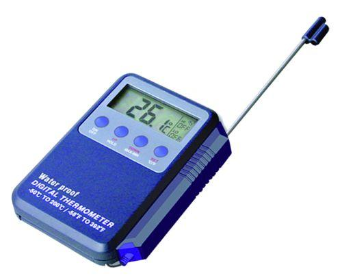 "<img src=""072271.jpg?v=1557247529 "" alt=""Water Tight Electronic Digital Thermometer/Alarm Celcius And Farenheit   Matfer Bourgeat catalog"">"