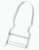 VEGETABLE PEELER: Made to deal with long vegetables. 4 1/3 X 2 IN.