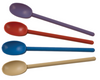 Exoglass spoon - sold individually: Length 11 7/8 in. , tan