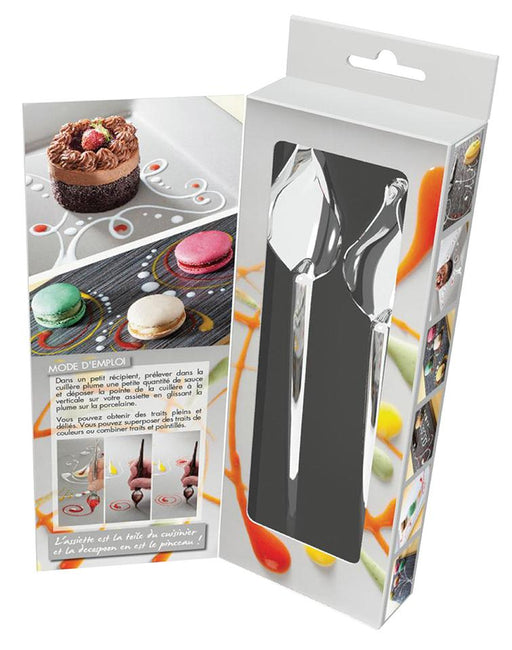 Decospoon - The Pastry Chefs Paintbrush  (Matfer Bourgeat)