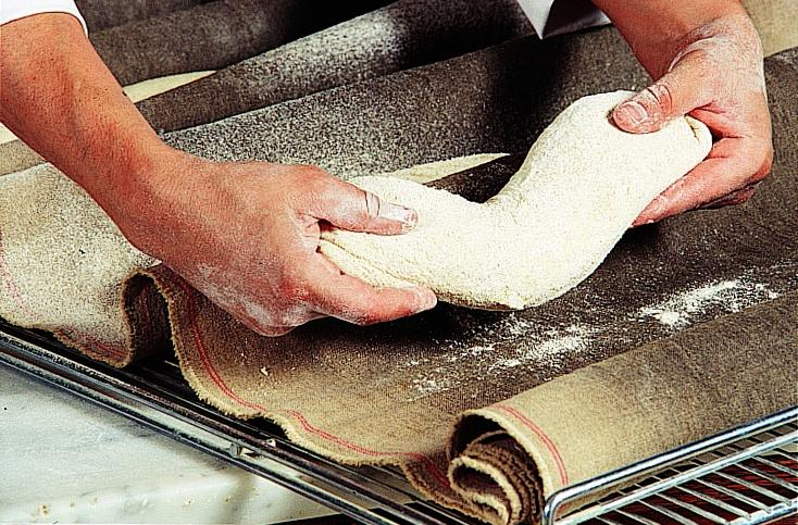 Dough Fermentation Cloth 100% Natural Linen.   (Matfer Bourgeat)