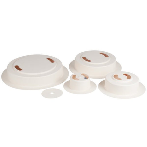French Style Wedding Cake - Set Of 5 Entremets Stands - Abs Round, Square And Deconstructed (Matfer Bourgeat )