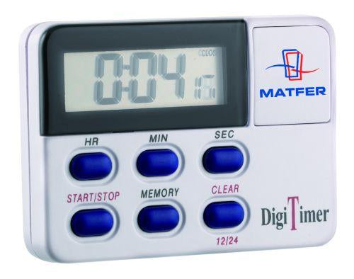 24 Hour 3 Function Digital Timer   (Matfer Bourgeat)