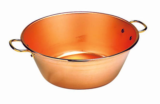 Bourgeat - Heavy Jam Pan - Solid Copper  (Matfer Bourgeat)