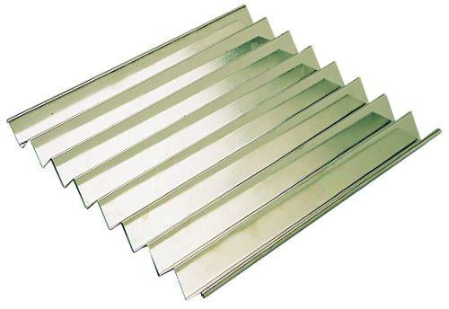 Stainless Steel Triangular Baking Sheet   (Matfer Bourgeat)