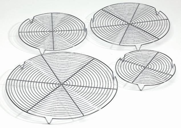 Round Cooling Rack With Feet  (Matfer Bourgeat)
