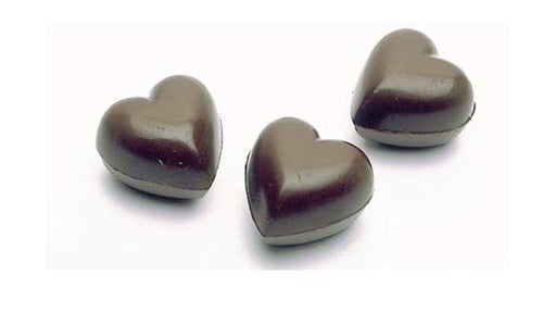 Chocolate sheet -36 small hearts  (Matfer Bourgeat)