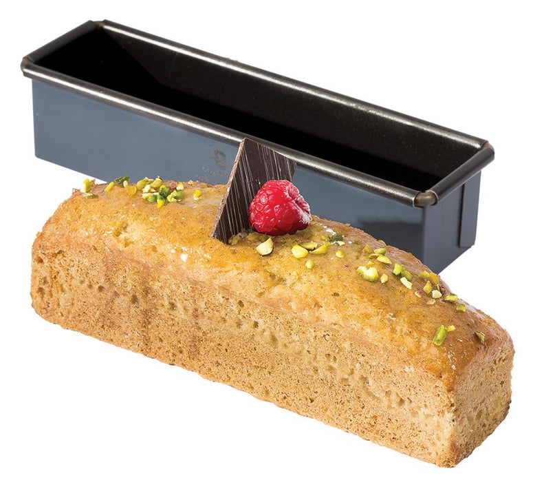 Exopan Steel Non-Stick Mini Loaf Mold  (Matfer Bourgeat)