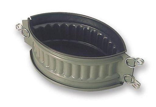 Nonstick Oval Pate Mold  (Matfer Bourgeat)