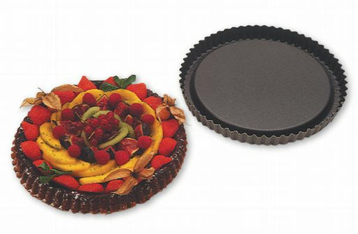 Fresh fruit tart mold  (Matfer Bourgeat)