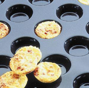 Demarle Flexipan Mini Quiche Tartlets