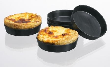 EXOGLASS QUICHE MOLD  (Matfer Bourgeat)