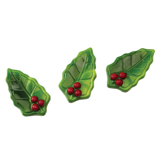 Holly Leaves Mold - Polycarbonate (Matfer Bourgeat)