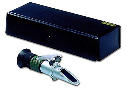 Refractometer (0 To 50 %. Precision ± 1 %)  (Matfer Bourgeat)