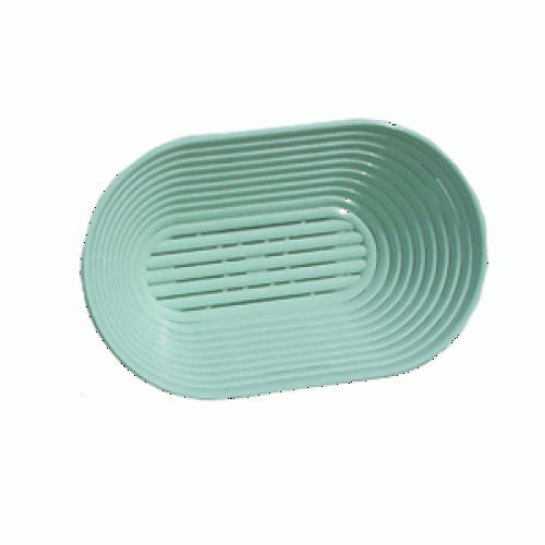 Polypropylene Aereation Bread Basket Oval  (Matfer Bourgeat)