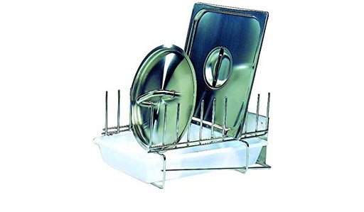 Stainless Steel Lid Rack  (Matfer Bourgeat)