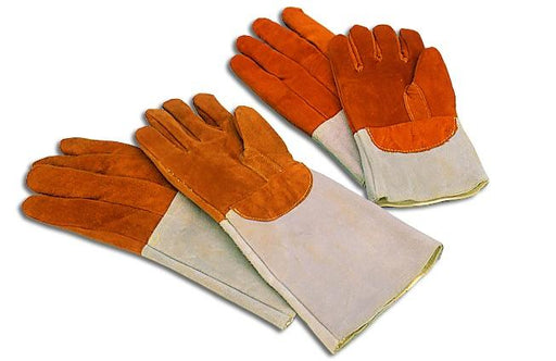 Baker Gloves     Leat 10Cm - Matfer Bourgeat  (Matfer Bourgeat)