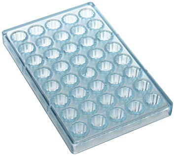 Small Cannele Mold - Polycarbonate (Matfer Bourgeat)