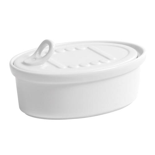 Petit Oval Box With Lid. Pack Of 6.