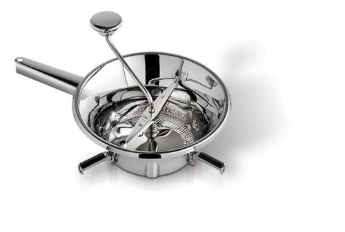 "<img src=""N3002X_1.jpg?v=1557247449 "" alt=""Food Mill Stainless Steel In Two Sizes 2.5 And 3.5 Quart"">"