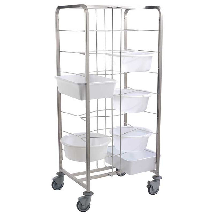 Trolley For Dough Containers  (Matfer Bourgeat)