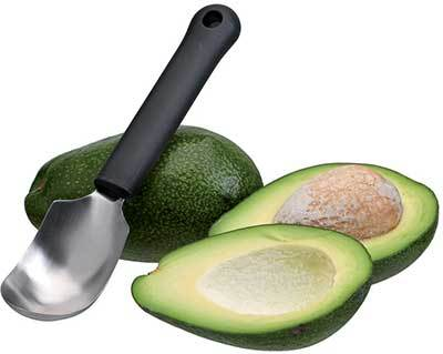Avocado Scooping Spoon  (Matfer Bourgeat)