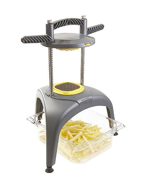 "<img src=""multi-coupe-coupe-frites-08-1-640_1.jpg?v=1557246557 "" alt=""Matfer Prep Chef French Fries Cutter  Matfer Bourgeat catalog"">"