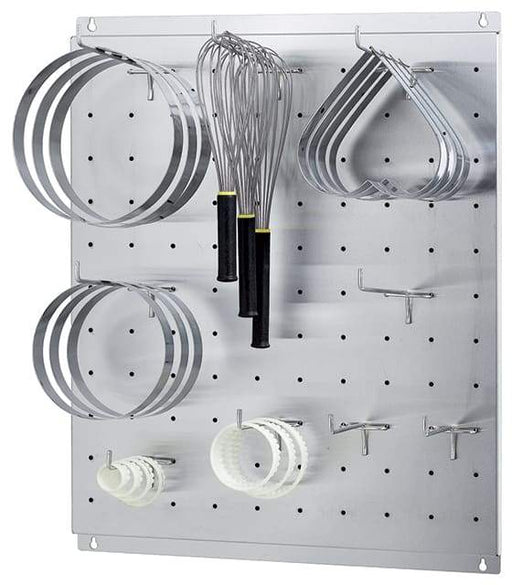 Utensils Wall Rack. Pack Of 3.  (Matfer Bourgeat)