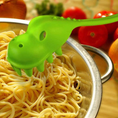Dinosaur Spoon T-Rex Long Arm