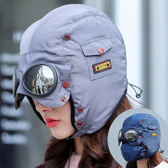2020 Safety Warm Cap Full Face Protection