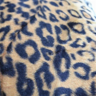 Leopard Print Pillow Cover
