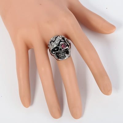Cool Skull Gothic Ring