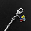 Autism Awareness Puzzle Jigsaw Bracelet