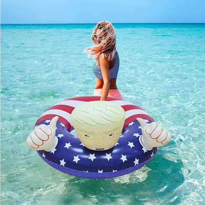 Summer Trump Swimming Inflatable Float