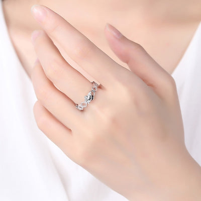 Honey bee Silver Ring