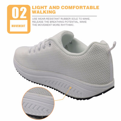 Women Height Increasing Honey Bee Shoes