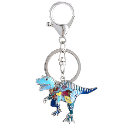 Unique Dinosaur Keychains