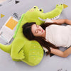 Lovely Cartoon Dinosaur Plush Pillow