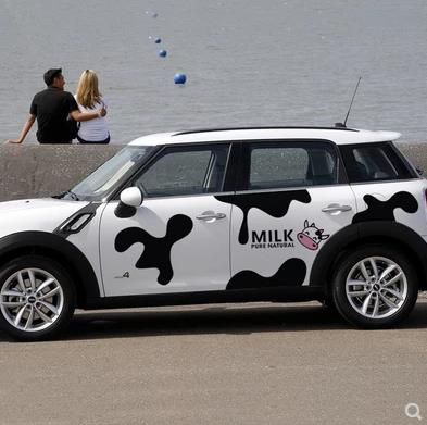 Cute Cow  Car Styling Stickers