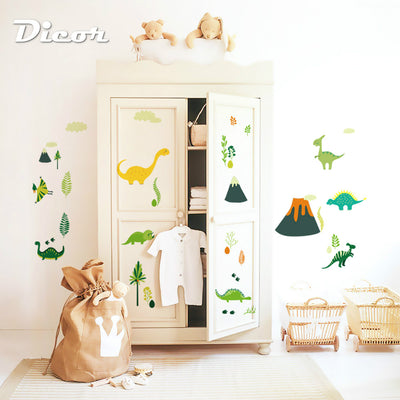 2019 New Big Wall Stickers Dinosaur