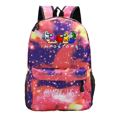 Special Version AU 3D Backpack