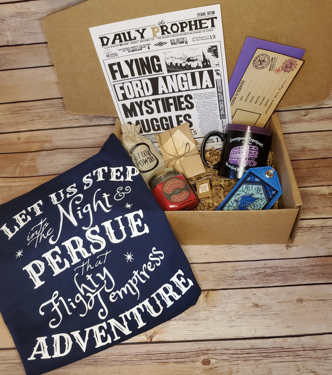 Wizard Travels - July Box