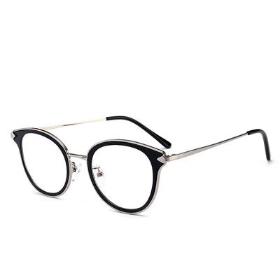 Luminous Cat Eye blue light blocking glasses - MOONSPECS
