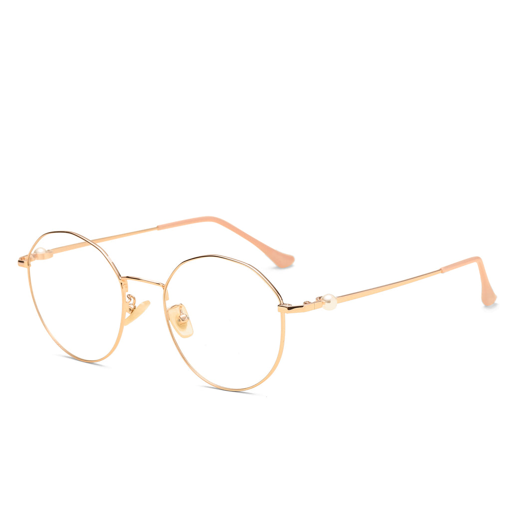 b1827df70d Liberty Round blue light blocking glasses - MOONSPECS