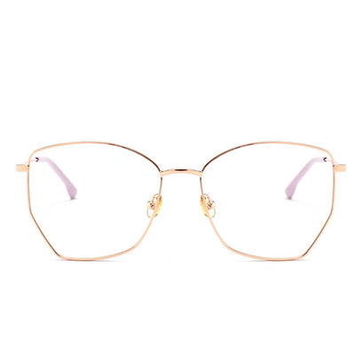 Angel Geometric 2 blue light blocking glasses - MOONSPECS